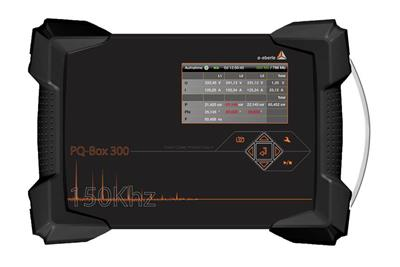 PQ-BOX 300 High performance Power Quality Analyser & transient recorder tot 170 kHz
